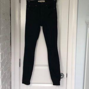 Gap Skinny High Rise Jeans